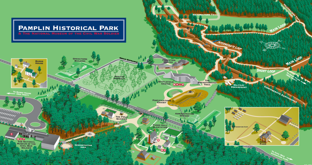 site-map-pamplin-historical-park