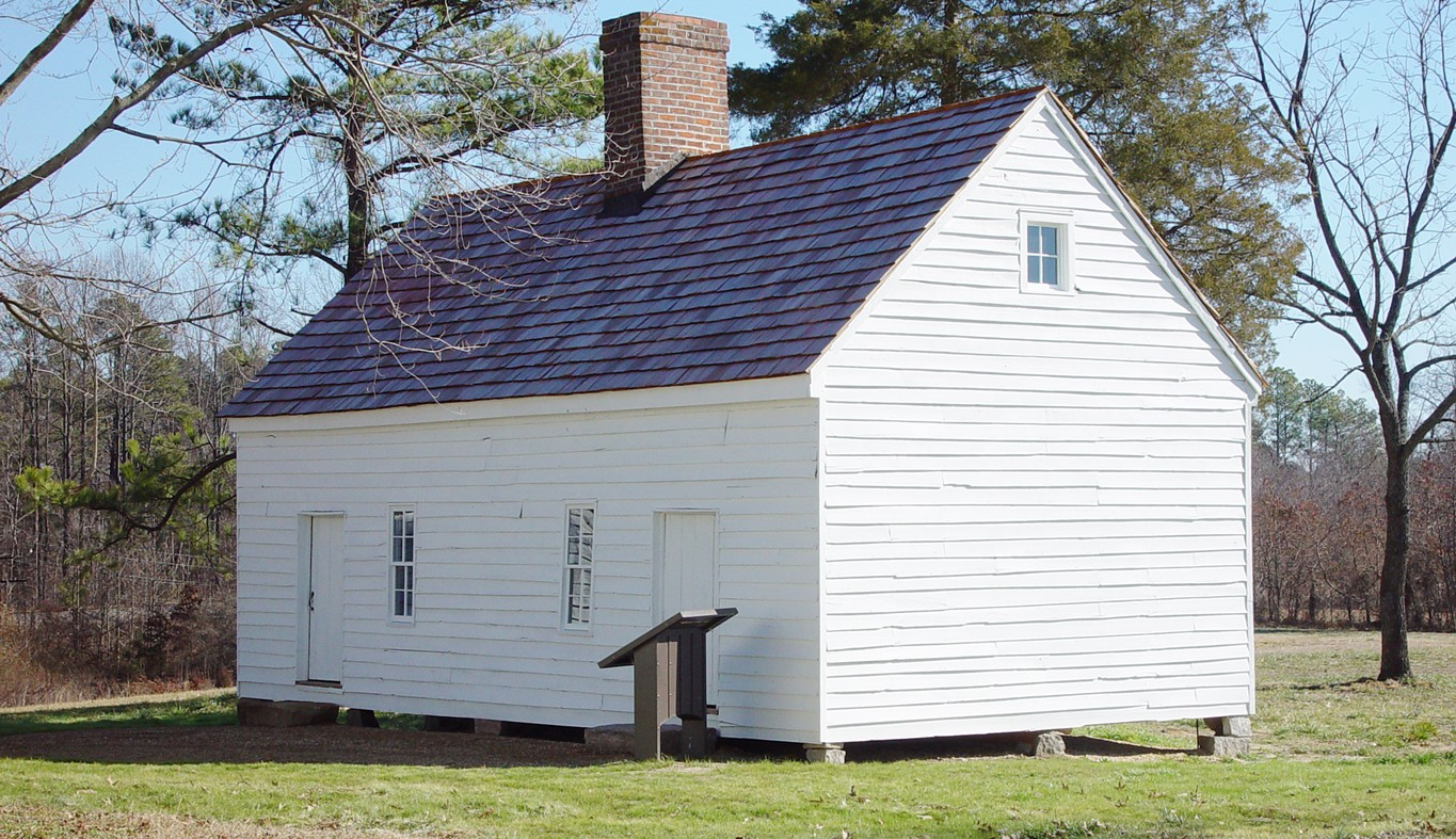 Banks House slave quarters