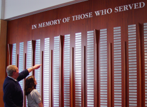 The Remembrance Wall