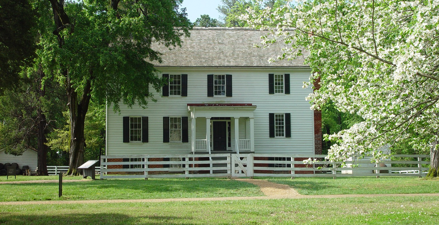 Tudor Hall Plantation