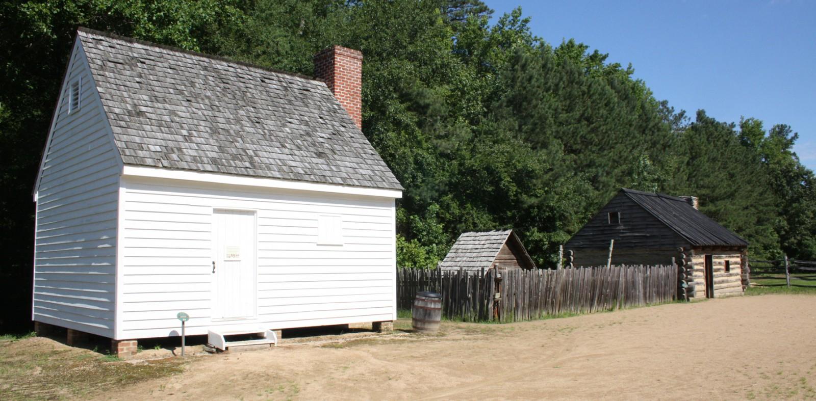 Tudor Hall Field Quarter