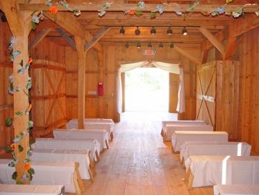 the Hart Farm interior