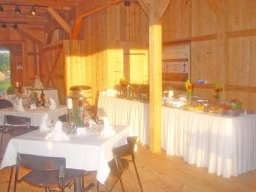 the Hart Farm barn