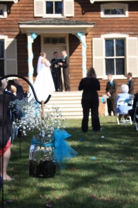 Weddings and receptions